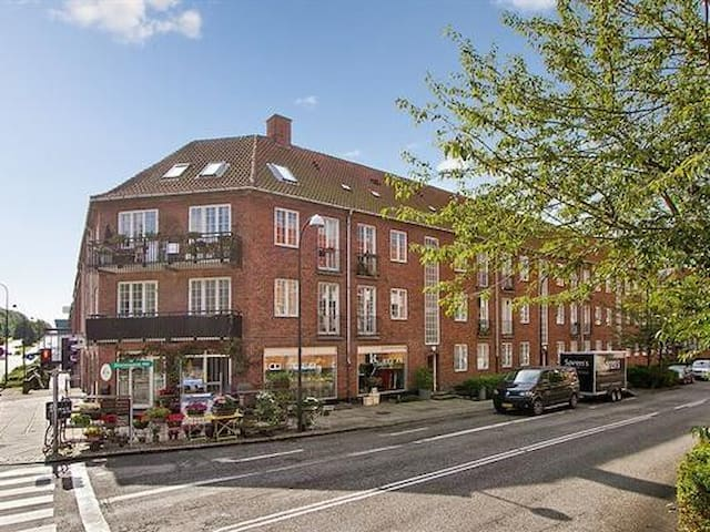 Apartment north of Copenhagen only 15 min to city - Holte - Appartamento