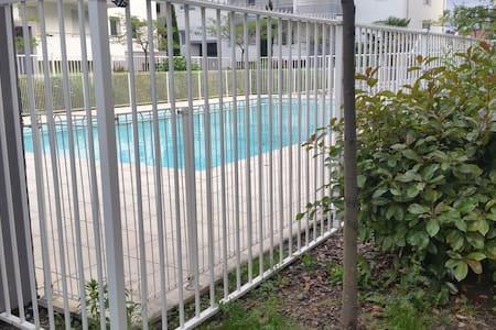 Bel appartement avec piscine dernière étage - Clermont-Ferrand - Apartemen