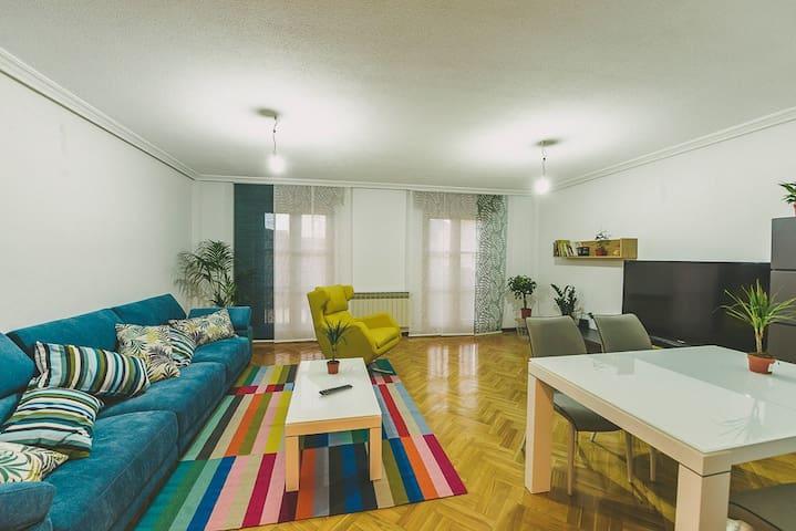 Apartamento lujo en el centro de El Barco de Ávila