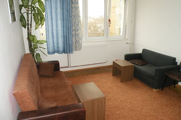 Cozy bright room close to the center. - Timișoara - Apartemen