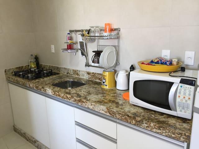 Cozinha (I)