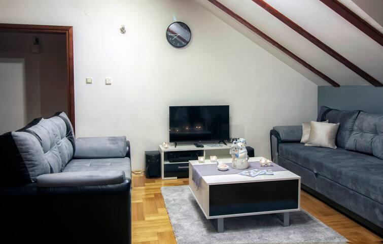 Studio apartman Cavalier