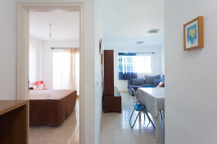 apartamento en la playa - sta cruz de tfe - 公寓