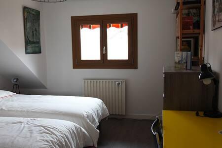 Chambre privée pour un séjour à Chartres