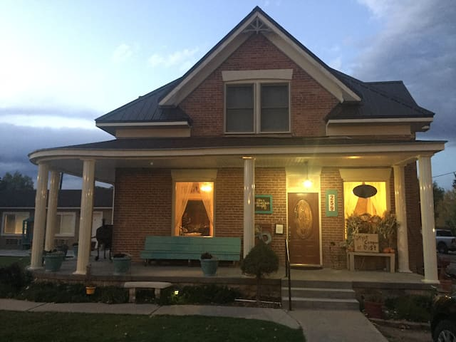 Panguitch House Bed and Breakfast (Mountain View)