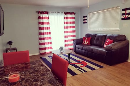 Red Anchor: The Budget Condo