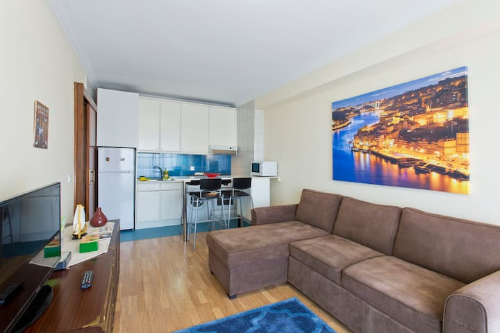 Welcome to Porto, be my guest - Porto - Apartment