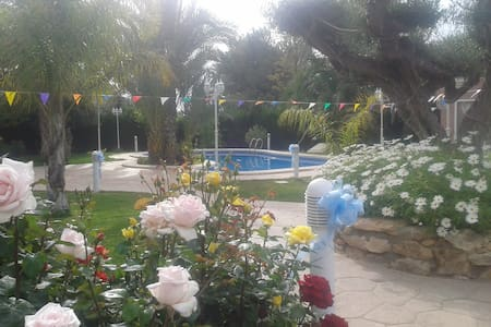 CASA MERY  en Los Jardines de Lola