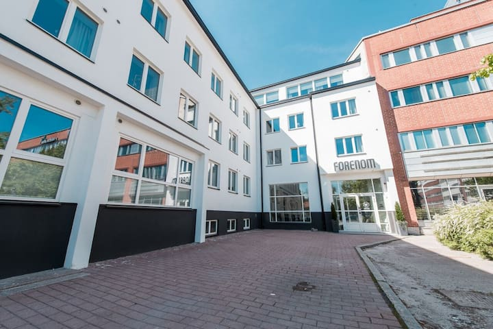 Well-furnished studio apartment with excellent location in Lauttasaari, Helsinki