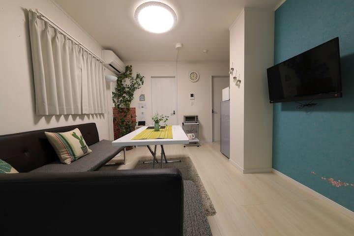 #201 Vacation rentals in central Tokyo!