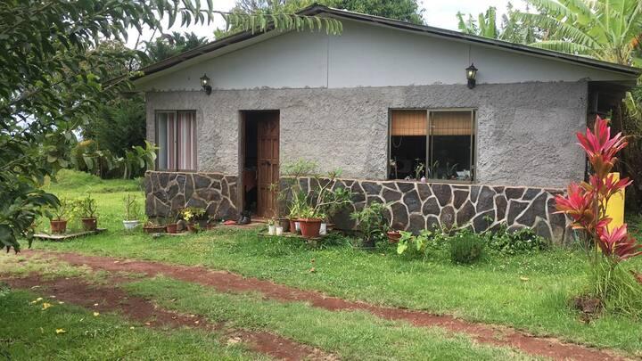 cabaña Rapa Nui keka..acreditado en Sernatur