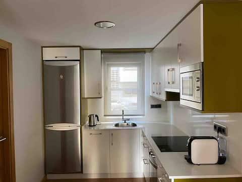 Apartamento moderno en Puentedeume