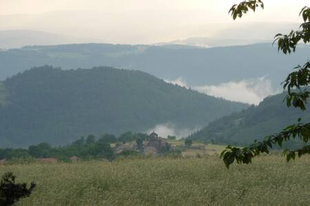 Country home on the edge of the Gorges d'Allier - Ouides - Ház