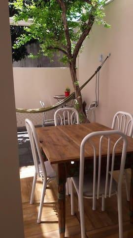 Lindo Flat - Cuiabá - Apartemen berlayanan