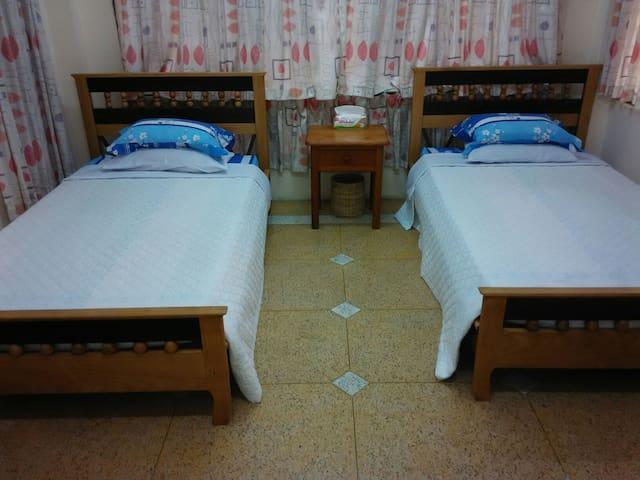 Homestay guest room - Mandalay