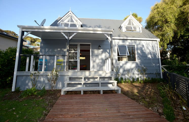 HH Akaroa - Akaroa Holiday Home - Akaroa - House