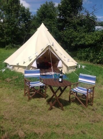Comfy camping nautical style! - Vines Cross - Tenda