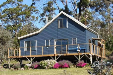 Tasman peninsula retreat