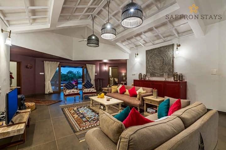 Aatman - Luxurious 04 BHK villa in Mahabaleshwar