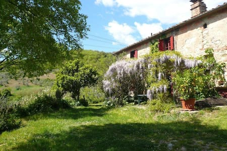Cottage in Tuscan Countryside - Carmignano