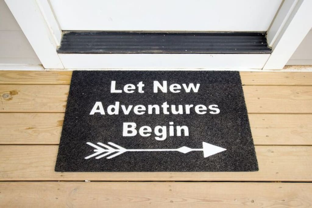 Let New Adventures in Nashville Begin!