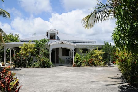 Room in the heart of Guadeloupe 2 - Petit Bourg