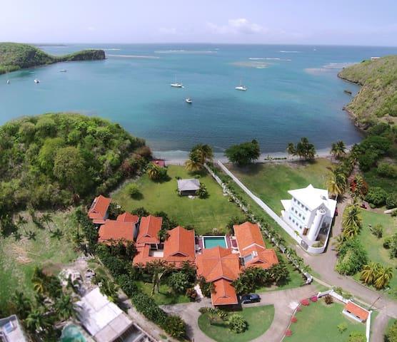 Kingfisher Villa, L'Anse Aux Epines, Grenada WI.