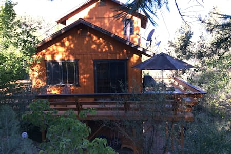 Modern Mountain Cabin--Sunshine! - Pine Mountain Club