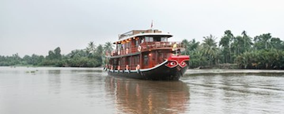 Experience on the Mekong River - Mỹ Tho