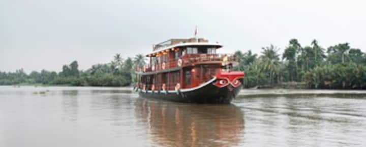 Experience on the Mekong River