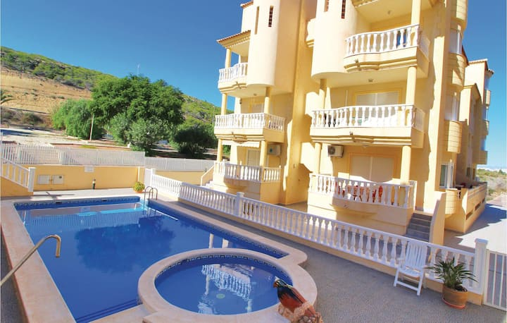 Holiday apartment with 3 bedrooms on 118m² in Guardamar del Segura