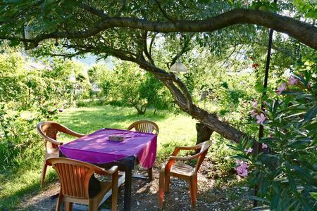 Traditional room in charming garden - Çıralı