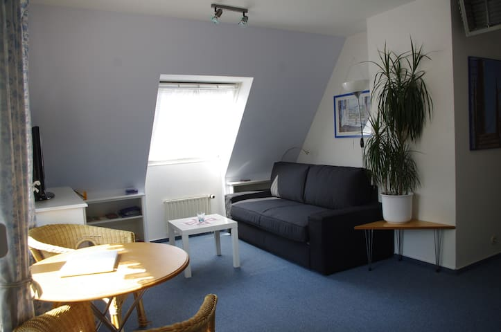Cosy, quiet apartment near Hamburg