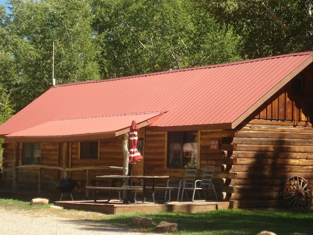 Dolores River Cabins  - Dolores - Chatka