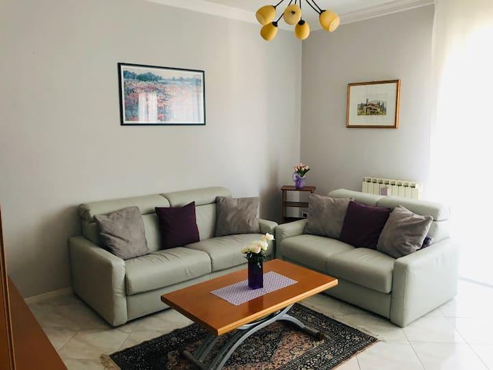 Chrystal House: cozy apartment near Cinque Terre