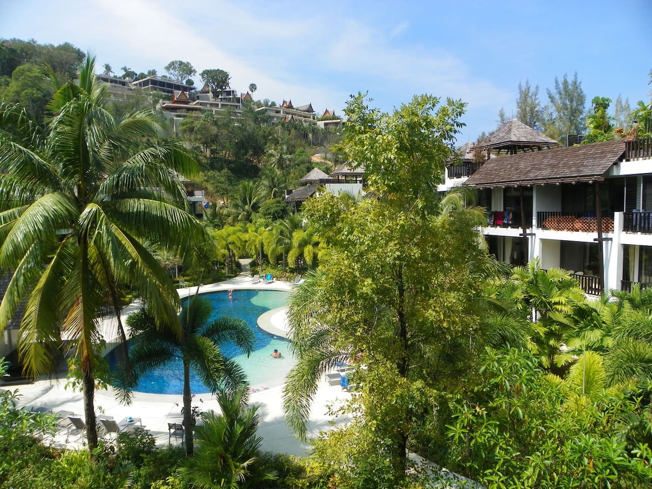 Walk to Beach-Bangtao Deluxe Modern Apartment - Condominiums for ...