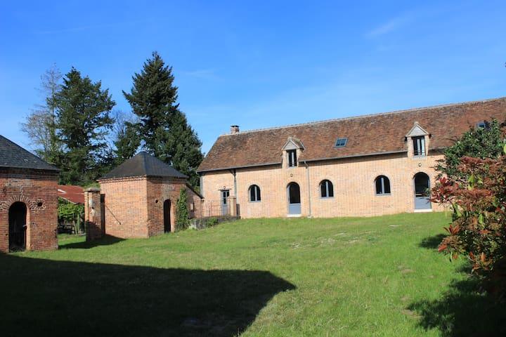 Grande maison de campagne charmante et moderne - Cerdon - Hus
