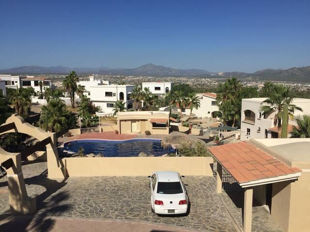 Modern Mexican Hacienda