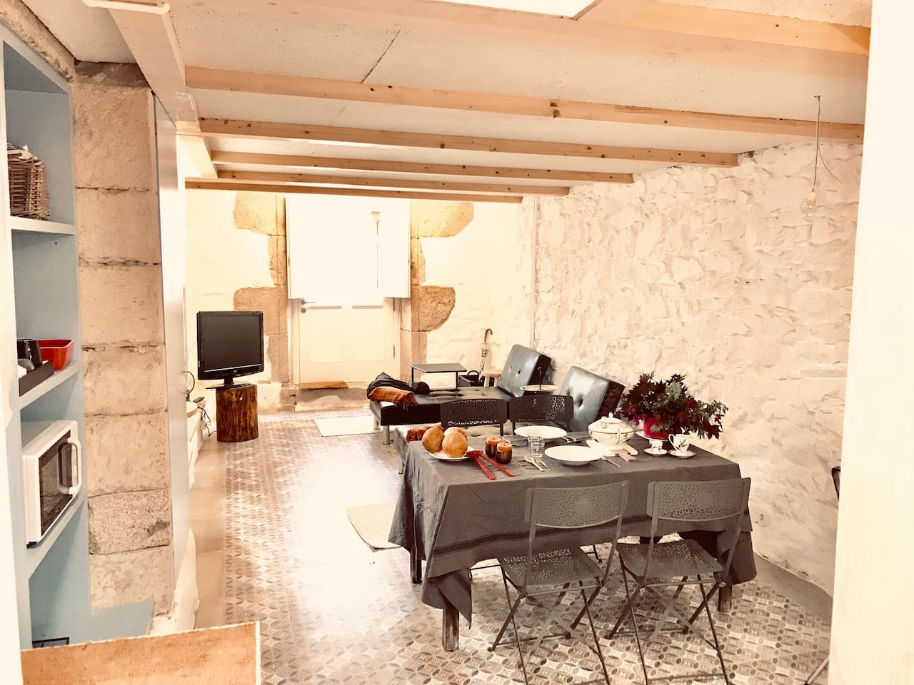 Enjoy the Old Town in a full renovated Duplex