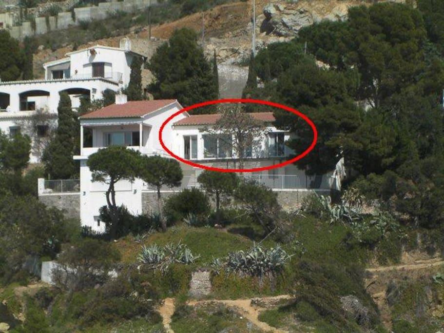 El apartamento Cap Bonifaci Vela