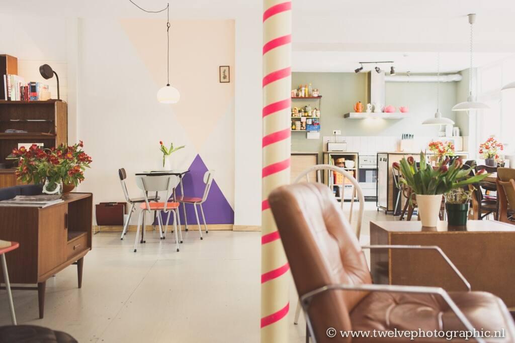 Livingroom Ani&Haakien