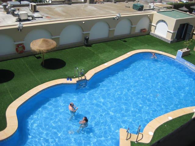 Apartamento playa y centro turistic - Roquetas de Mar - Apartment