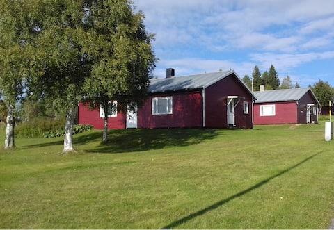 Lapland stuga cottage F