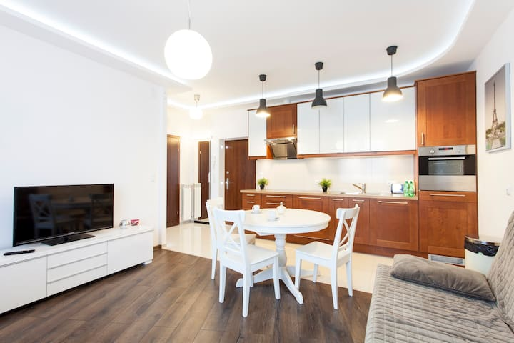 Apartament 10 minut od Centrum - Krakow - Apartment