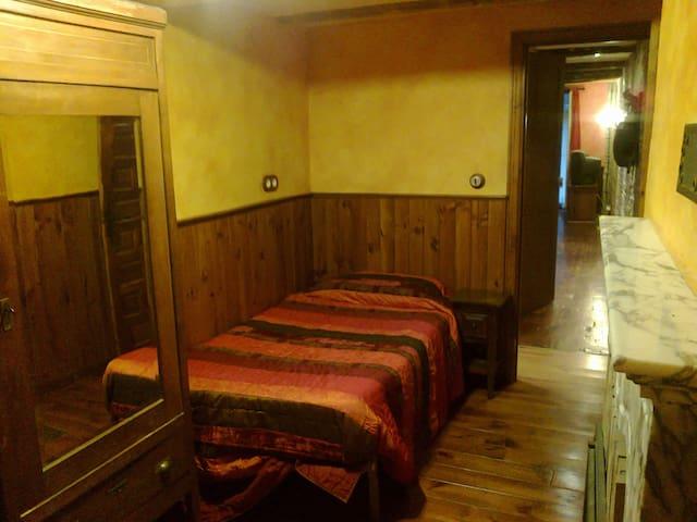 Habitación individual en C. Viejo  - Pamplona - Daire