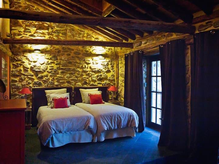 Habitación-Suite El Nogal