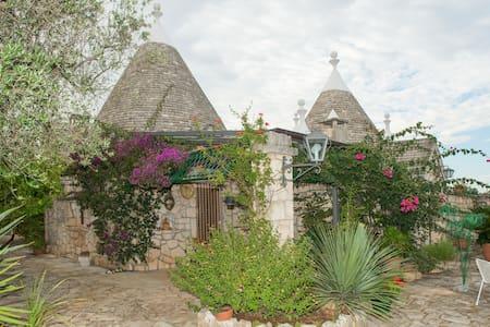il Trullo di Fernando - San Michele Salentino - Villa