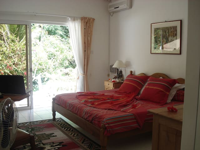 Maison agréable et confortable. - Bel Ombre - House