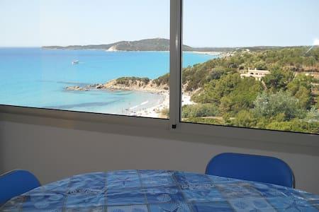 Sardinia Villasimius beach house! - Villasimius - Apartment