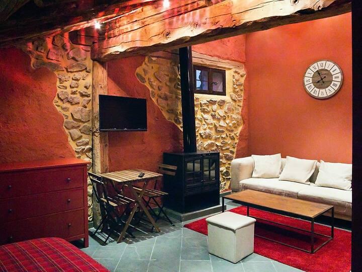 Habitación- Suite El Tejo